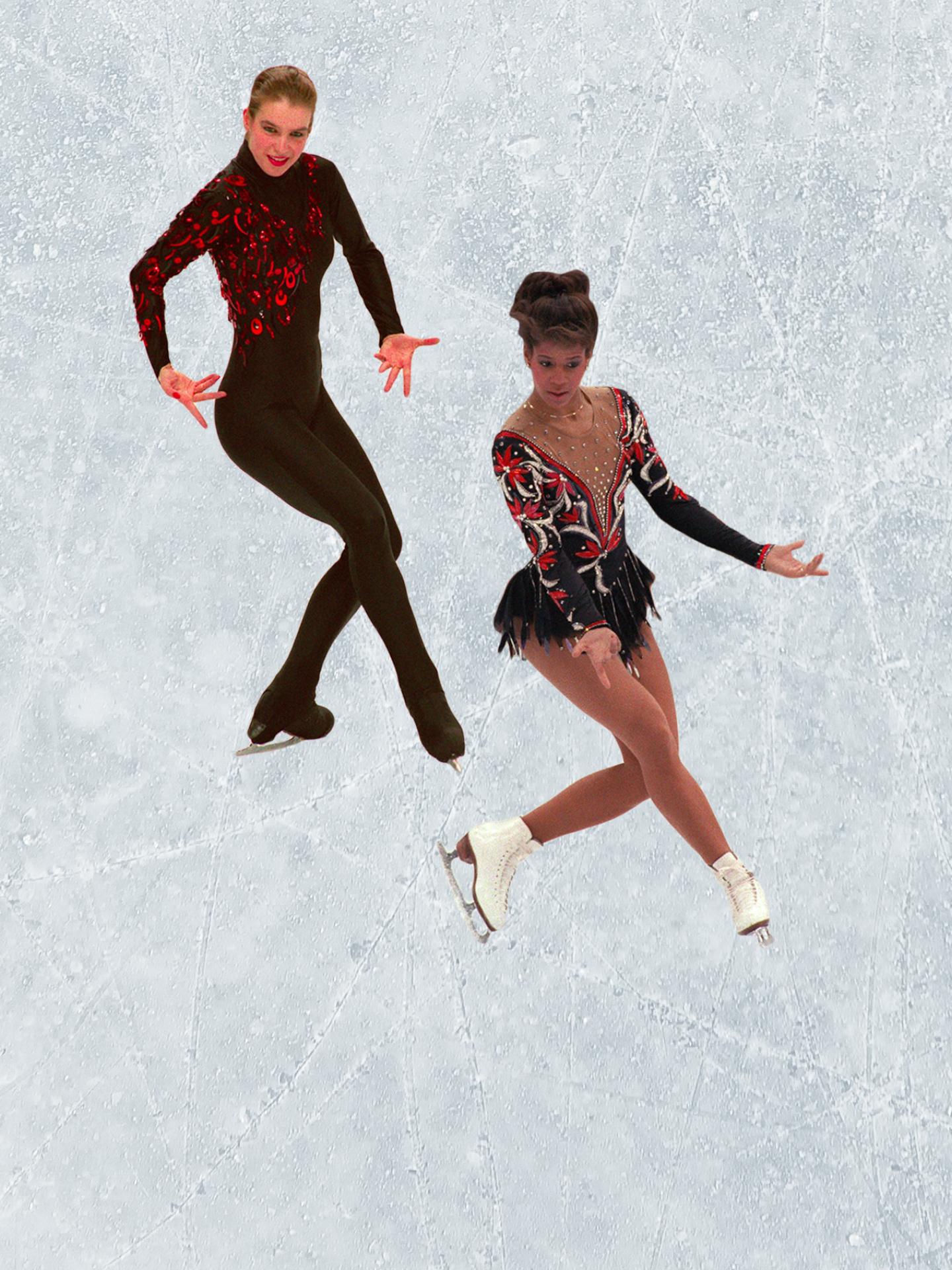 Katharina Witt - a symbol of figure skating 66